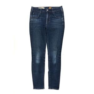 Pilcro 26 Superscript High Rise Skinny Jeans